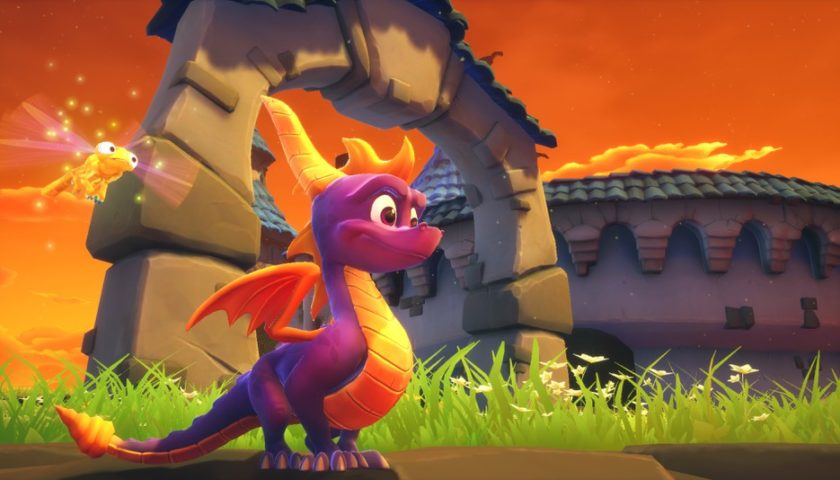 Player 2 Plays - Spyro The Reignited Trilogy