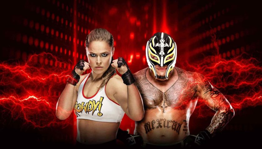 Player 2 Plays - WWE 2K19