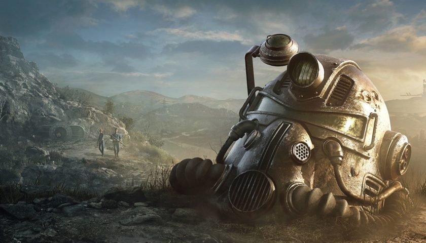 Player 2 Plays - Fallout 76