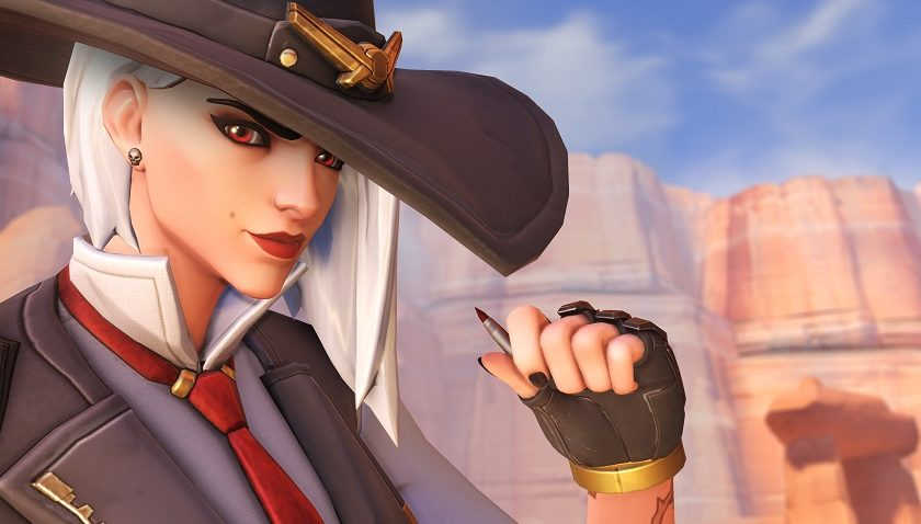 Ashe Joins Overwatch - Hands-on