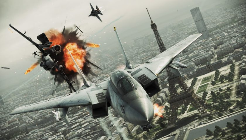 Player 2 Plays - Ace Combat: Assault Horizon