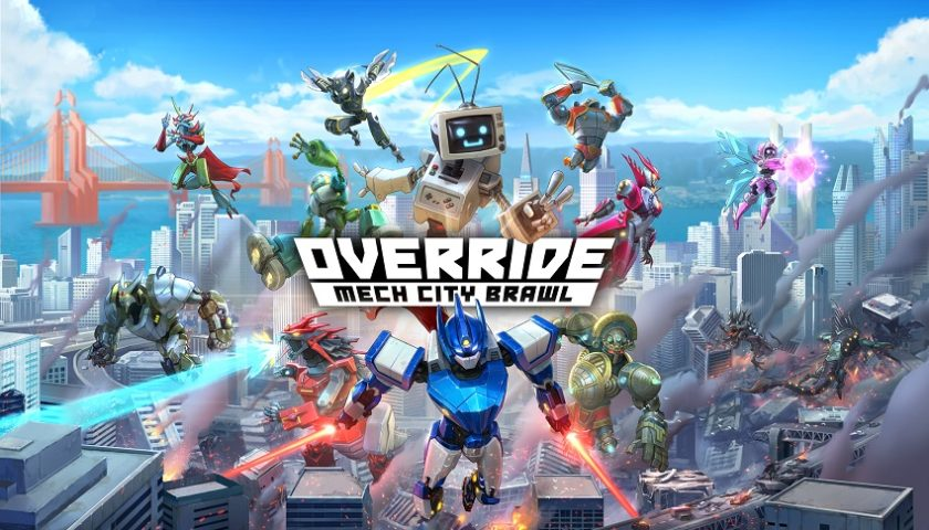 Override: Mech City Brawl - Big Robots, Small Ideas