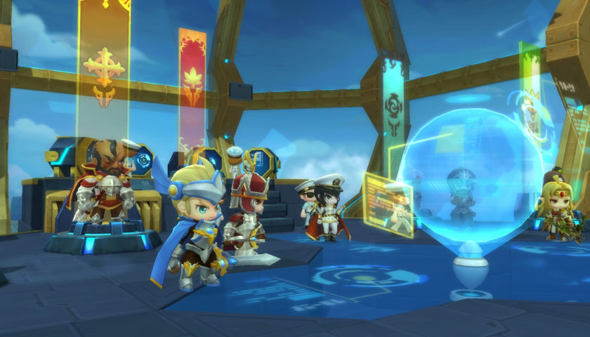MapleStory 2 Upgrades - Giveaway