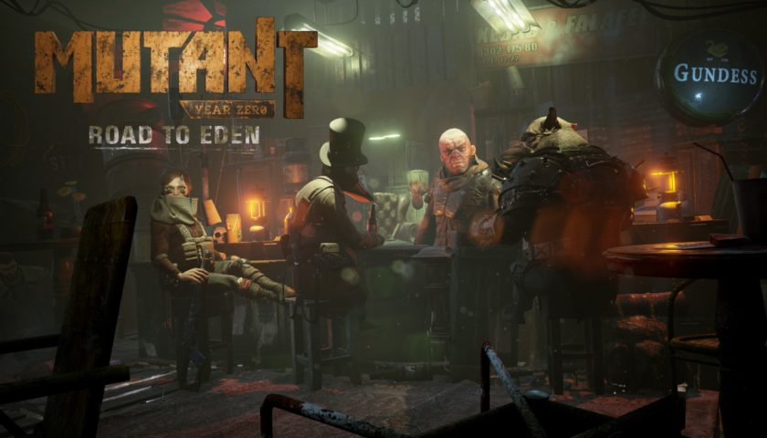 Mutant Year Zero: Road to Eden - A Duck and A Pig Walk into a Bar