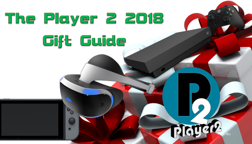 The Player 2 2018 Gift Guide