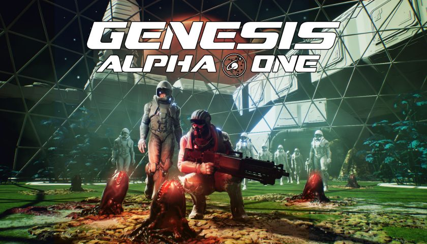 Genesis Alpha One - Death by Repetition