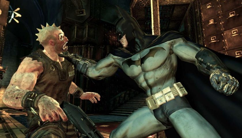 Late Game Review - Batman: Arkham Asylum