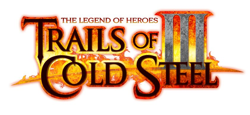 Trails of Cold Steel III Logo