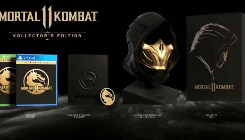 Mortal Kombat 11 Spills the Beans... and Intestines