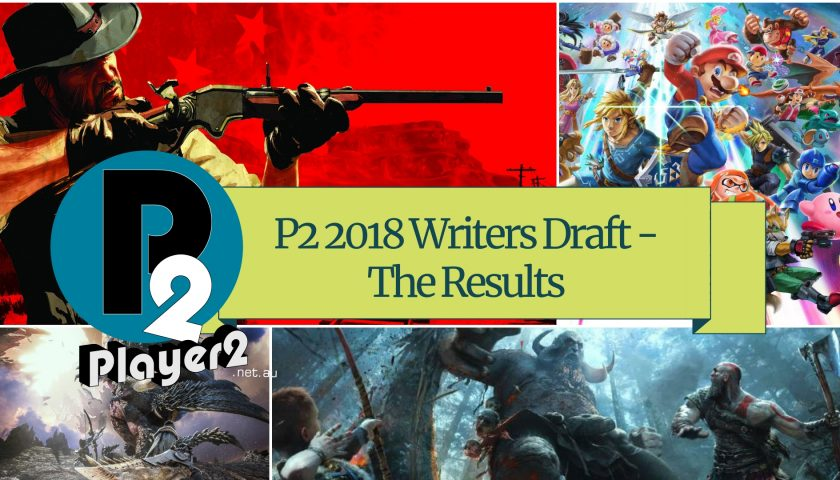 The Player 2 Video Game Fantasy Draft 2018 - Results Revealed