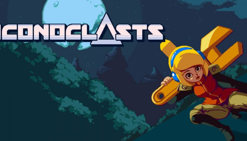 Iconoclasts - The Best Game We All Ignored in 2018