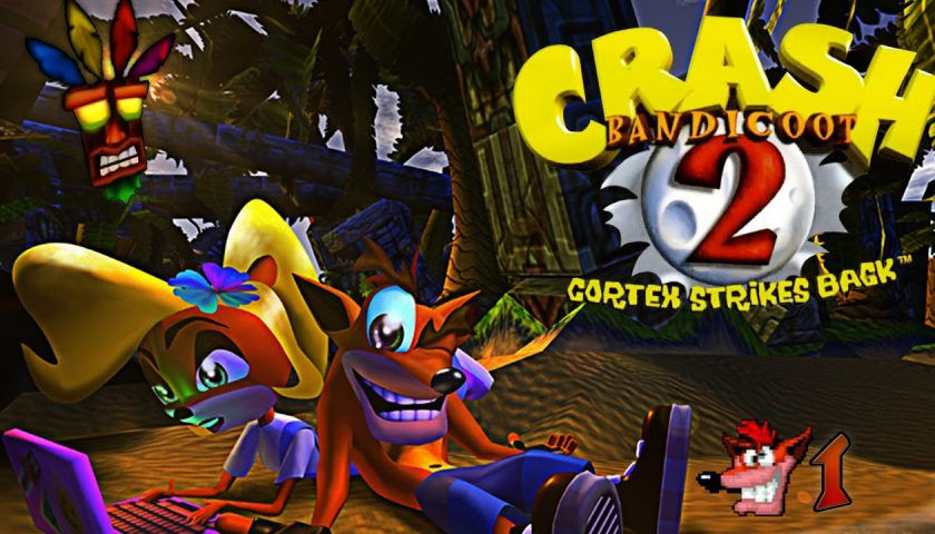 Player 2 Plays - Crash Bandicoot 2: Part 2