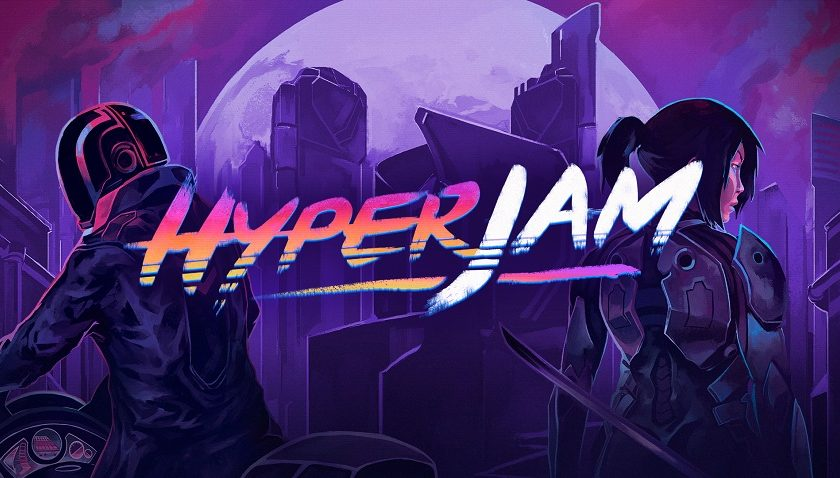 Hyper Jam - Bright Lights, Brawling and Blood
