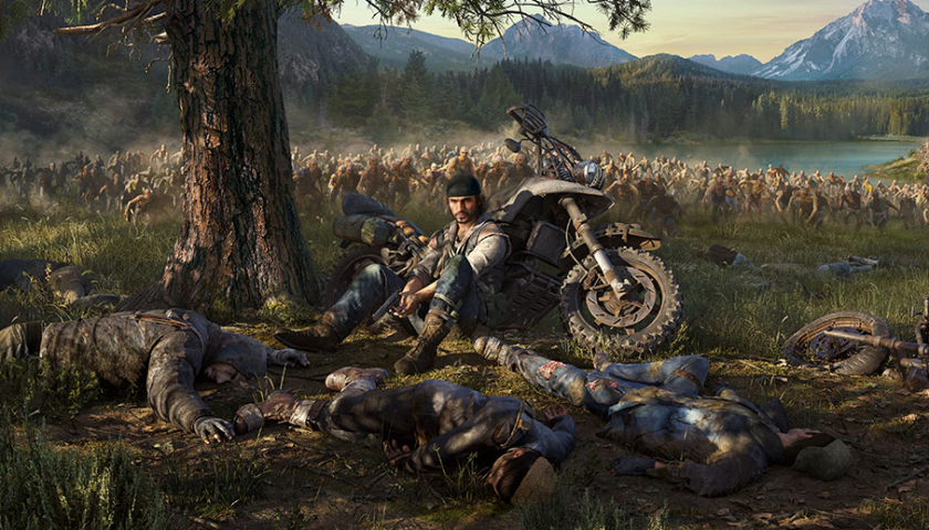 Days Gone FreakerRomp Detailed in New Video Series