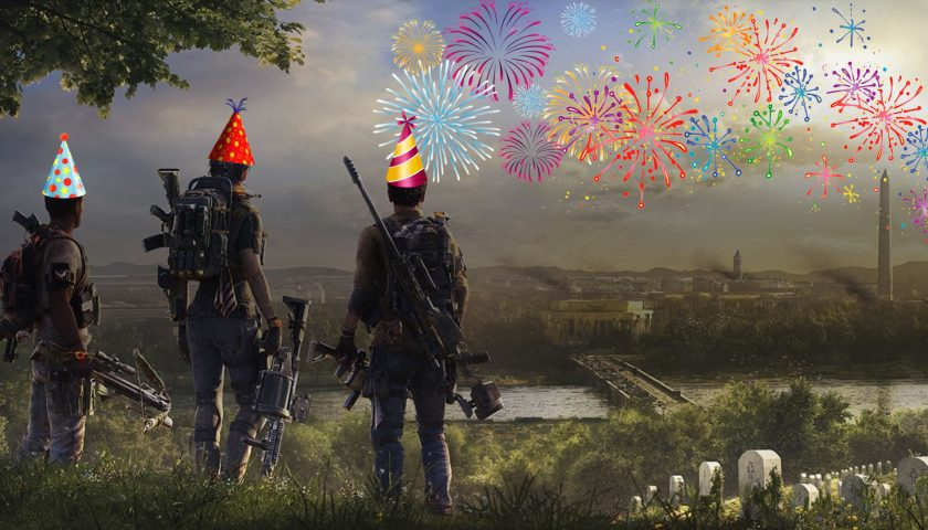 Player 2's 4th Birthday Bash - Giveaway