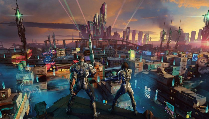 Interview - Jorg Neumann and Joseph Staten on Crackdown 3