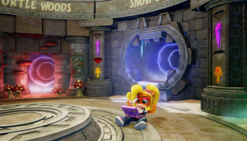 Player 2 Plays - Crash Bandicoot 2: Part 6