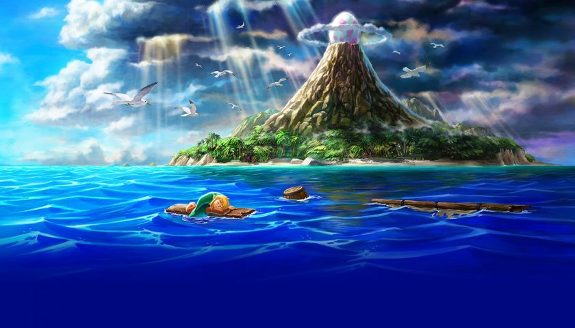 Links Awakening Switch