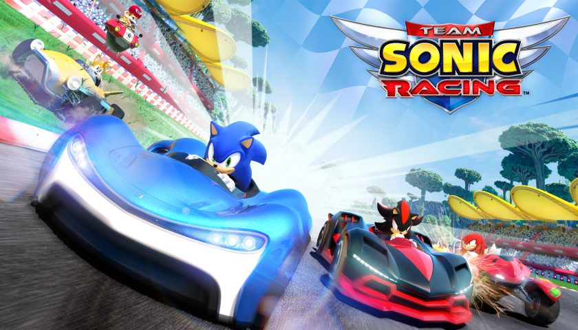 Team Sonic Racing - Teamwork Almost Makes The Dream Work