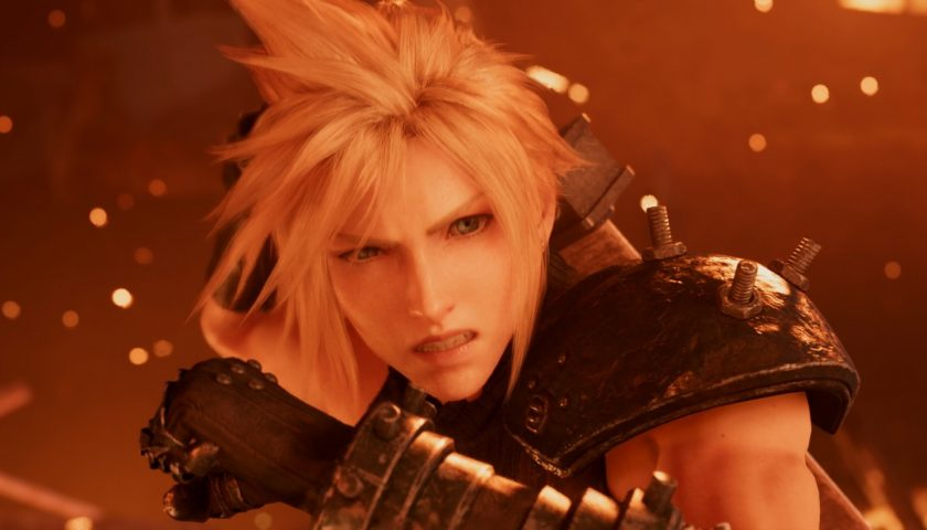 FFVII Remake Cloud