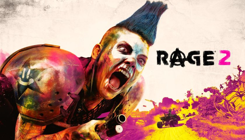 Rage 2 - It's Tough to Maintain the Rage
