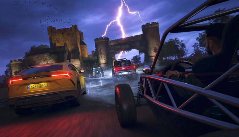 Player 2 Plays - Forza Horizon 4: Fortune Island