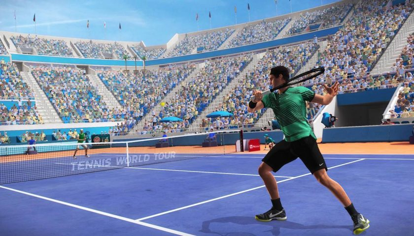 Tennis World Tour: Roland Garros Edition Announced