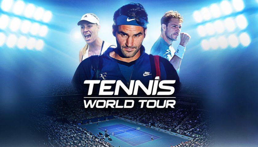 Player 2 Plays - Tennis World Tour