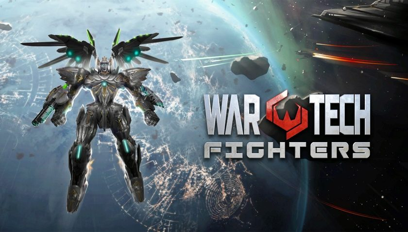 The Mechs are Coming in War Tech Fighters