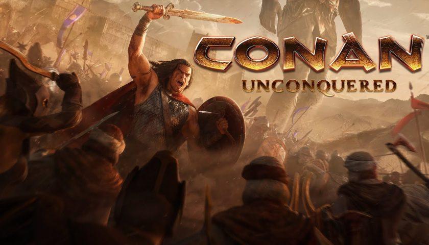 Conan The Conqueror - Barbarian, Baker, and Candlestick Maker