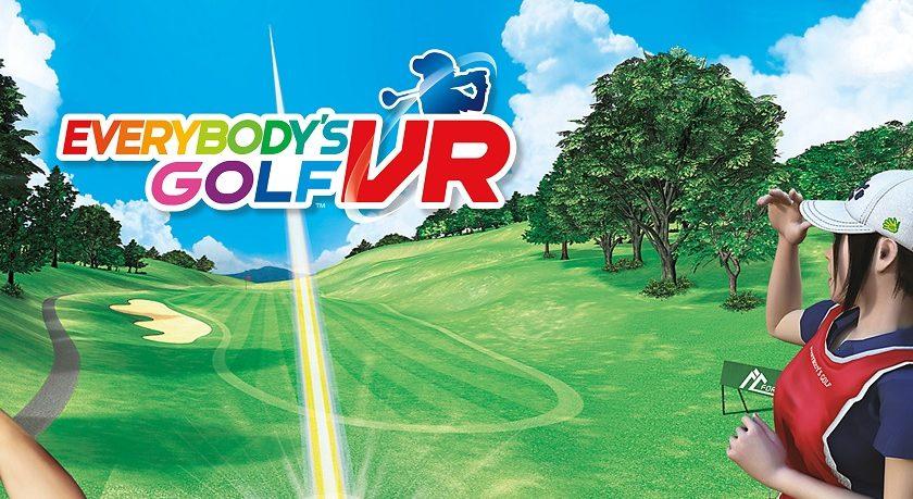 Everybody's Golf VR - Birdie!