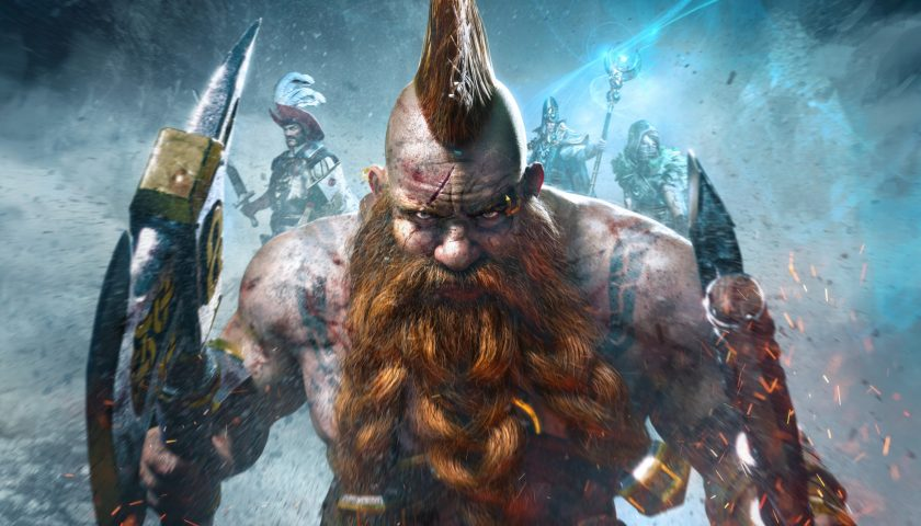 Warhammer: Chaosbane - Close, but no Diablo