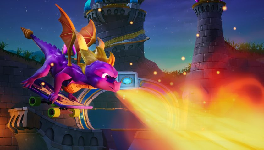 Spyro Flys Onto Switch and PC