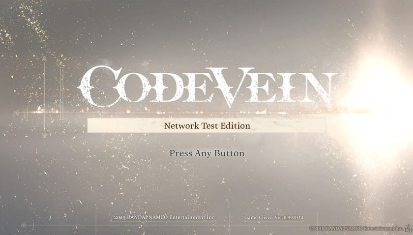Code Vein - Preview