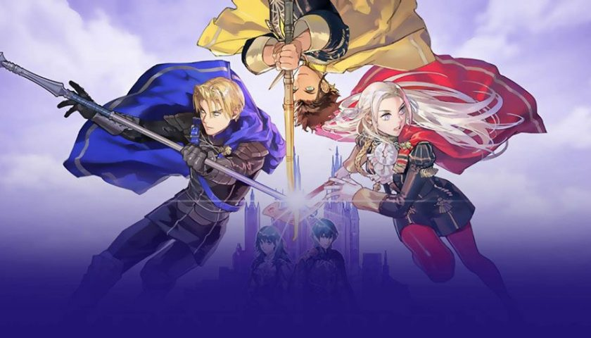 Fire Emblem Three Houses Unboxing