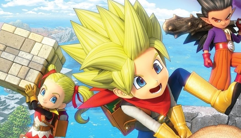 Player 2 Plays - Dragon Quest Builders 2
