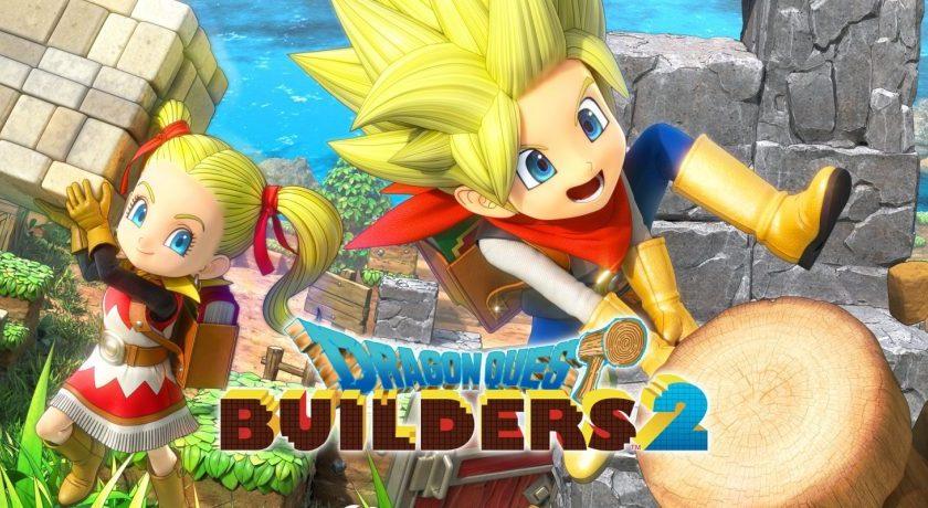 Dragon Quest Builders 2 - A Co-op Review