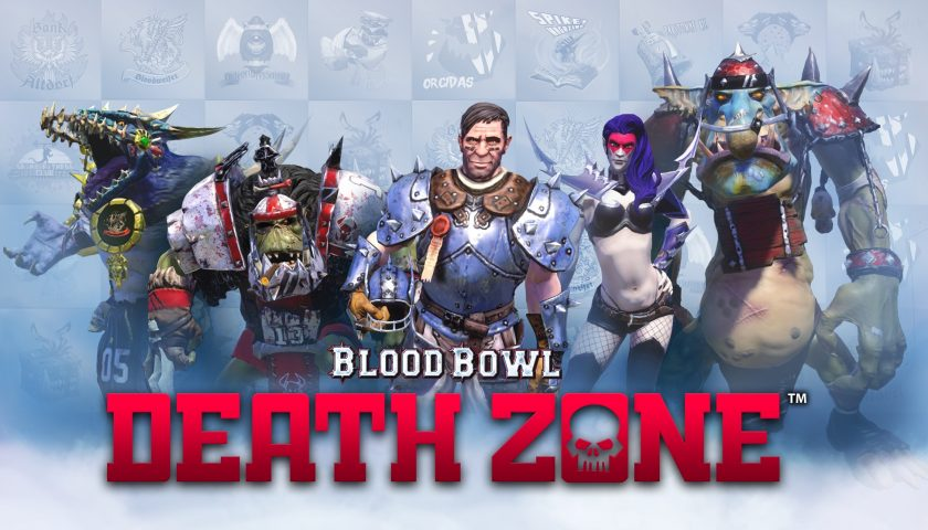 Player 2 Plays - Blood Bowl: Death Zone