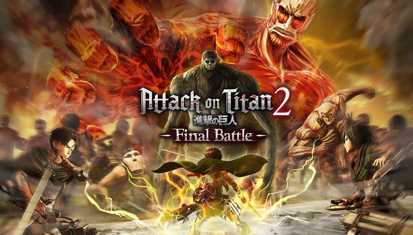 Attack on Titan 2: Final Battle - Eat, Sleep, Kill Titan, Repeat