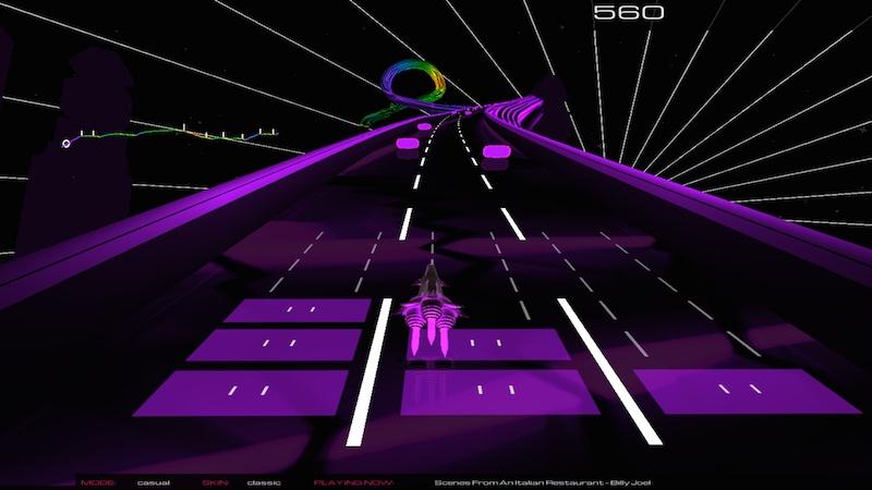 Player 2 Plays - Audiosurf 2