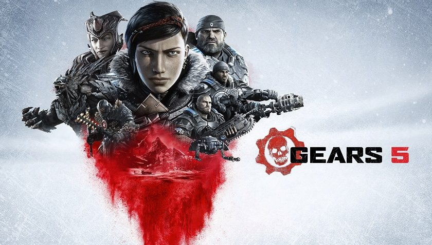 Gears 5: Single Player - Fighting in Uncharted Territory
