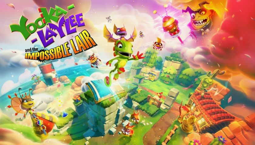 Yooka-Laylee Takes Tonics in Preparation for Launch