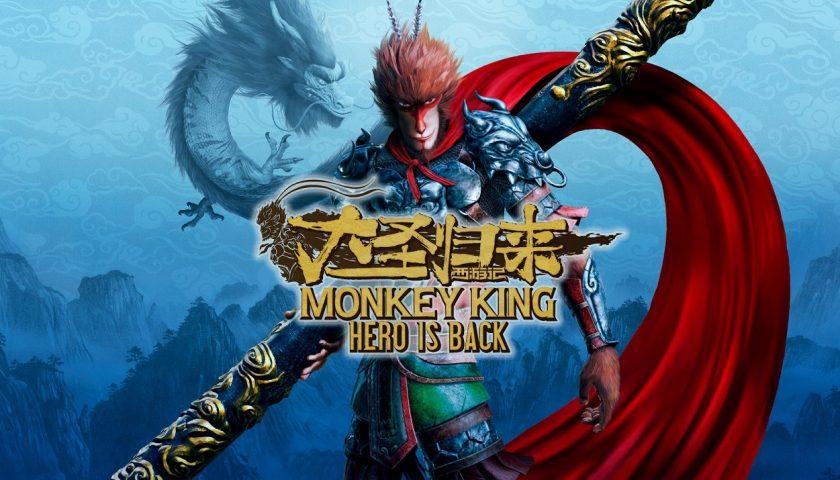 Monkey King: Hero is Back - Mediocre Monkey Magic