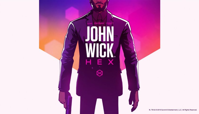 John Wick Hex - With a Turn-based Pencil
