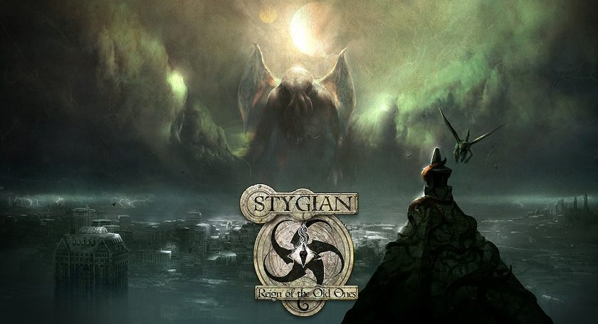 Stygian: Reign of the Old Ones - RPGing with Cthulhu