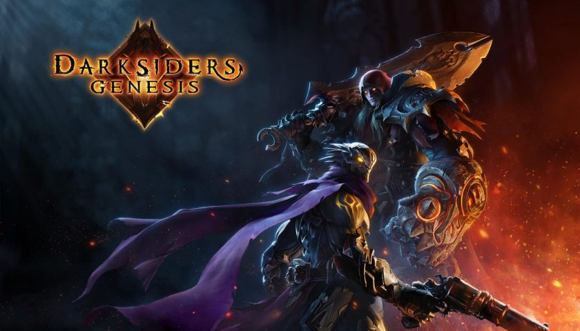 Darksiders Genesis - Hands-on