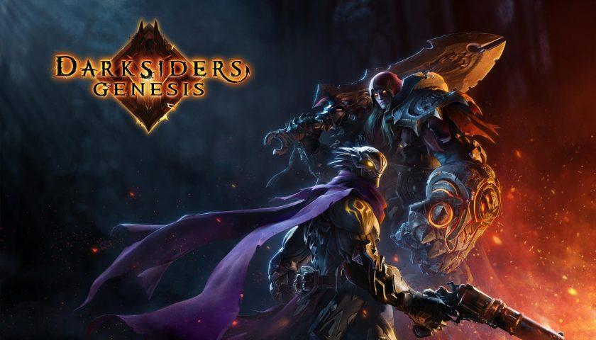Darksiders Genesis - Hands-on