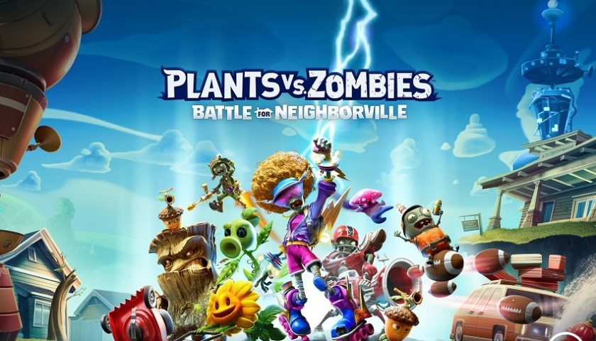 Plants vs Zombies: Battle for Neighborville - Gardening is a Chore