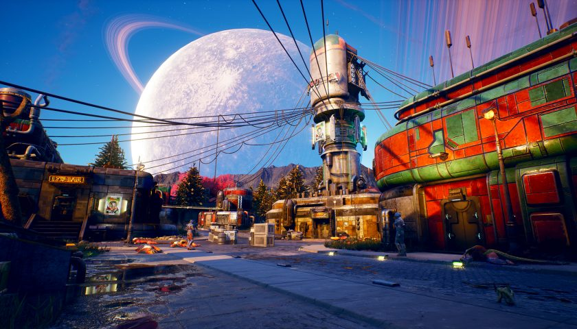 Journey to the Outer Worlds - It's Better to Travel Together