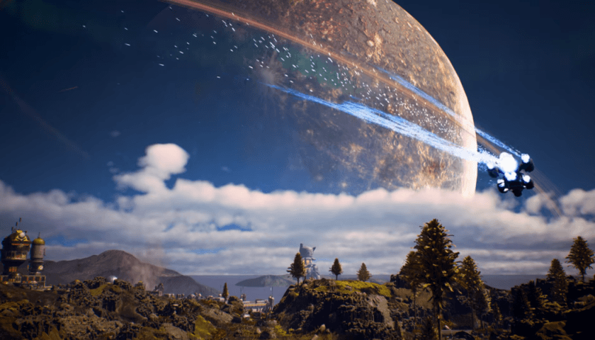 Journey to the Outer Worlds - A Good Serve of the Same Old Thing